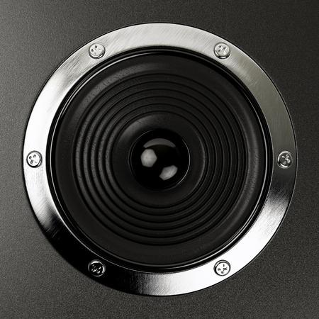 sound speakers stereo system Hi-Fi Banque d'images