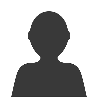 unknown: Unknown person vector. Female person silhouette. Unknown person protest looking people black anonymous and portrait face unknown person. Unknown person unnamed incognito human business male.