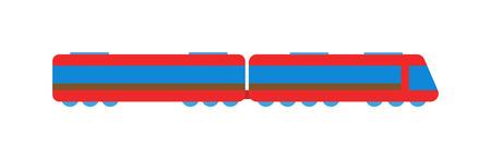 underground: Subway tunnel underground train light tracks with arriving underground train opposite direction. Concept modern metro underground transport and connection speed underground passenger train. Illustration