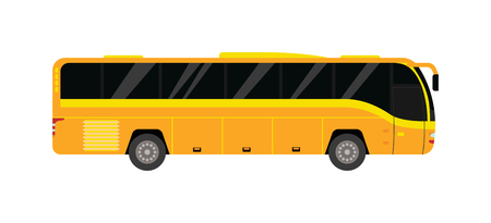 bus station: City public bus and vehicle transportation city bus vector. City bus vector travel passenger public and city bus vector traffic tour front commercial trip. City bus vector street ride municipal car.