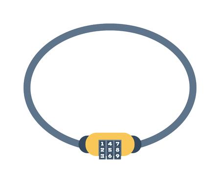 doorknob: Modern door lock, contemporary satin handle door lock and keyhole detail door lock vector icon. Door lock house safety and protection entrance access open handle keyhole. Interior steel secure design. Illustration