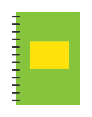 planners: Planners notebook organizer diary paper note page business vector. Planners notebook organizer diary paper page and business planners notebook. Plannernotebook office school education.