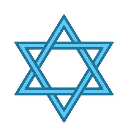 shalom: Shalom hebrew blue jew star of david card vector. Jew star symbol judaism religion israel. Religious icon jew star hanukkah spirituality blue traditional hexagram. Biblical jerusalem culture emblem.