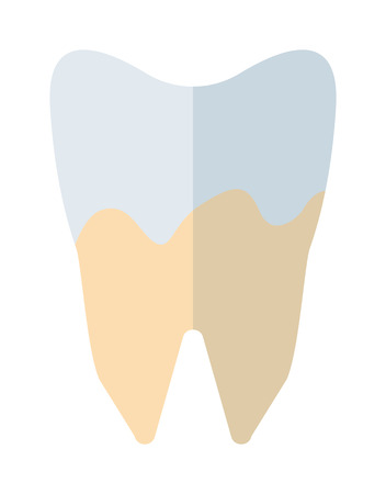 oral care: Tooth icon vector silhouette. Health, medical or doctor and dentist office symbol. Oral care, dental, dentist office, tooth health, tooth care, clinic. Illustration