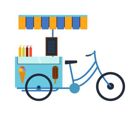 rikscha: Rickshaw indonesia jakarta taxi travel transportation icon flat vector illustration. Rickshaw in retro style taxi transport and wheel tourism. Traditional india rickshaw silhouette cycle cab. Illustration