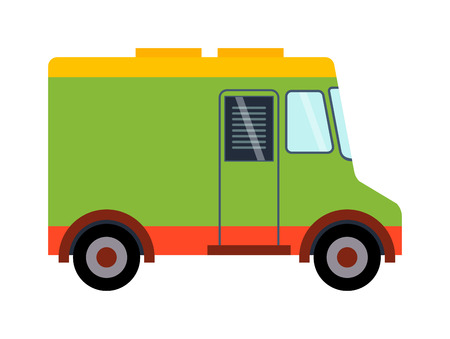 transport of goods: Delivery vector transport truck van isolated on white. Delivery service van, truck, car. Delivery vehicle silhouette. Product goods shipping transport. Fast drive service