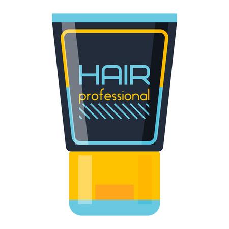 shampoo bottle: Gel foam or liquid soap dispenser pump plastic hair shampoo bottle. Ready hair shampoo bottle design. Vector hair shampoo bottle healthy hygiene scented treatment lotion cream.
