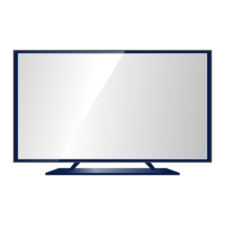 tv screen: TV screen lcd monitor template vector illustration. Electronic device TV screen infographic. Technology digital device TV screen, size diagonal display vector illustration. Screen monitor
