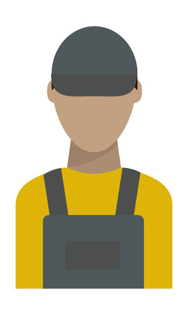 gas man: Gas oil production operator works maintains wellsite compressor station. Work energy industry gas oil station man. fuel person worker gas oil station man pipeline sector protection operator. Illustration
