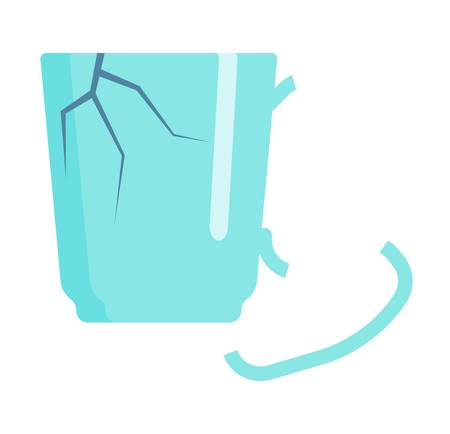 household waste: Household waste garbage trash icon vector isolated
