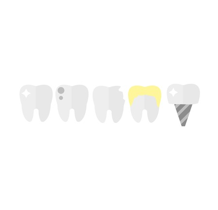 oral health: Tooth icon vector silhouette. Health, medical or doctor and dentist office symbol. Oral care, dental, dentist office, tooth health, tooth care, clinic. Tooth . Tooth icon silhouette