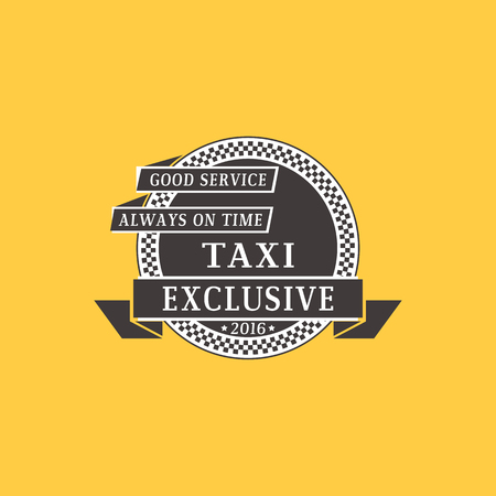 Taxi Logo Stock Photos And Images 123rf