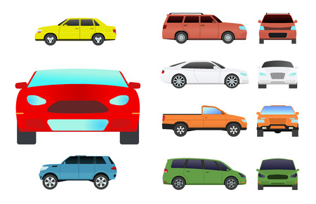 Car vehicle transport type design travel race model sign technology style and generic.