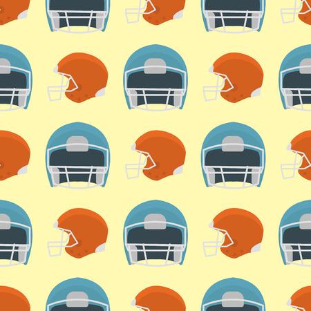 만화 야구 헬멧 원활한 패턴 배경