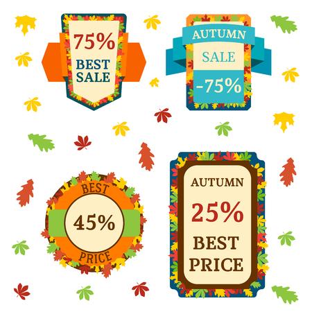 Super sale extra bonus autumn banners
