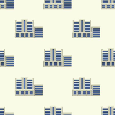City buildings modern tower office architecture pattern house business apartment home facade.