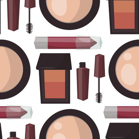 Makeup pattern.