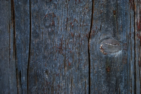 Texture - Worn wood plank photo