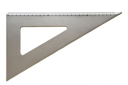 Metallic sixty degree square