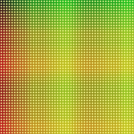 Colorful Dots Background Vector