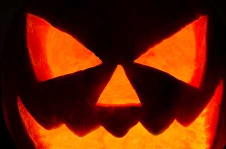 Halloween pumpkin Stock Photo - 15548395