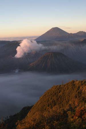 Volcano Bromo, Indonesia photo