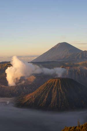 Volcan Bromo, Indon�sie.