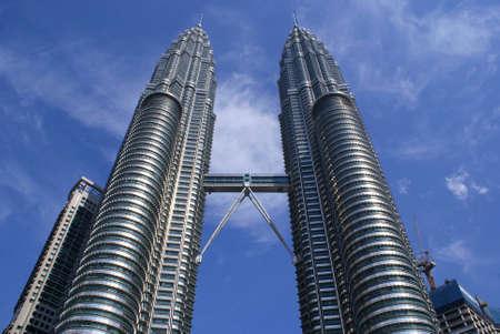 petronas: Rascacielos, Malasia, Kuala Lumpur Editorial