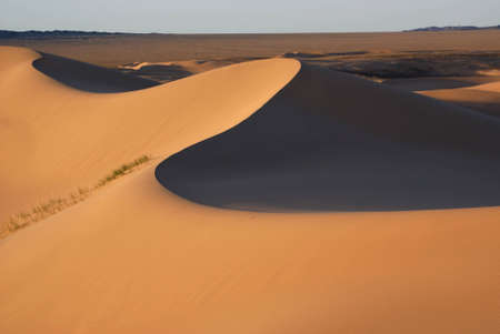 Gobi desert, Mongolia Stock Photo