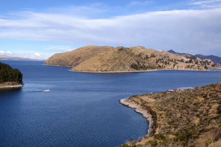 isla del sol, bolivia Stock Photo - 10765280