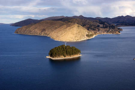 isla del sol, bolivia Stock Photo - 10765293