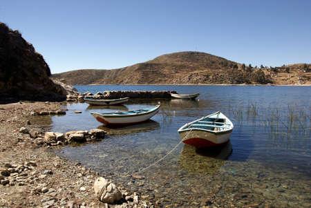 isla del sol, bolivia Stock Photo - 10765289