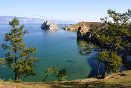 baikal lake, russia photo