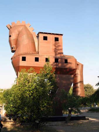 trojan horse: Trojan horse, Turkey