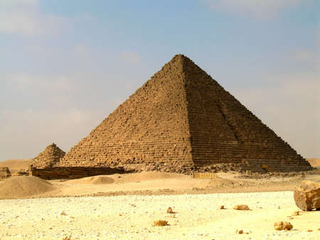 Pyramid, Egypt photo