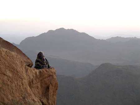 monte sinai: El Monte Sinaí