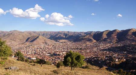 Cusco, P�rou Banque d'images