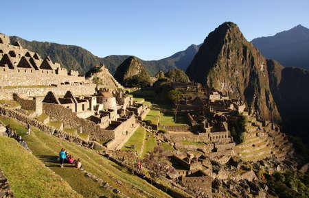Machu Picchu, P�rou