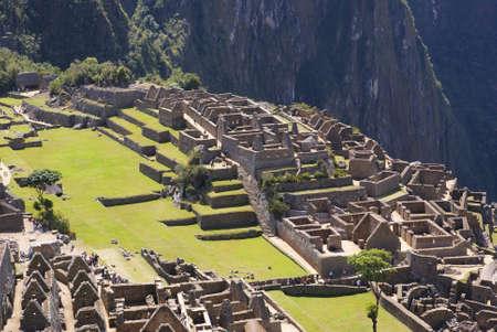 Machu Picchu, Peru photo