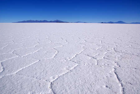 salar de uyuni, bolivia Stock Photo - 11330312