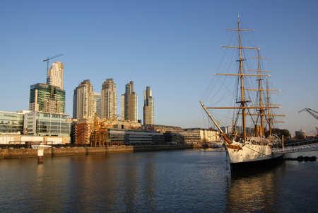 Buenos Aires, Puerto Madero, Argentina