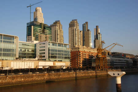 Buenos Aires, Puerto Madero, Argentina Stock Photo - 11327705