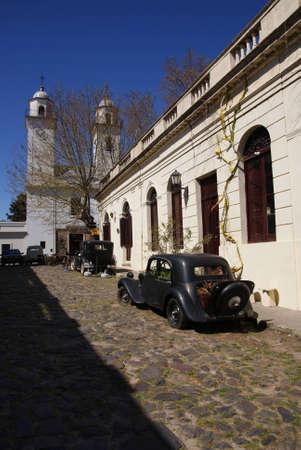 colonia del sacramento: Flowerpot, Colonia del Sacramento, Uruguay