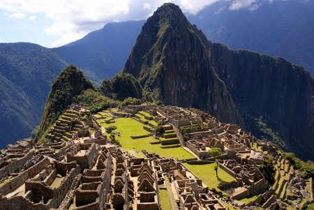 Machu Picchu, P?rou