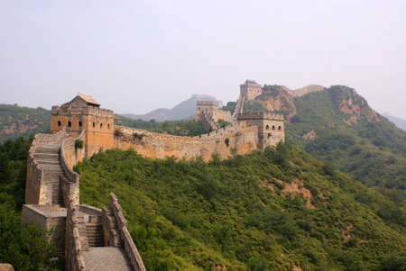 The great wall, China Stock Photo - 11421585