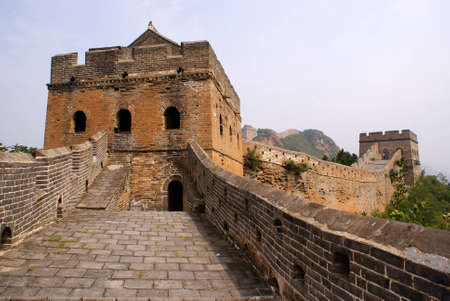 The great wall, China Stock Photo - 11421587