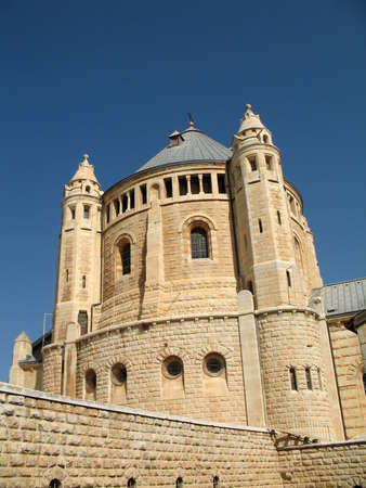 Hagia Maria Sion Abbey in Jerusalem, Israel Stock Photo - 11810175