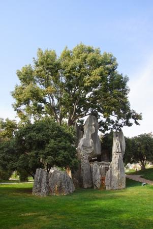 kunming: Shilin Stone Forest in Kunming, Yunnan, China