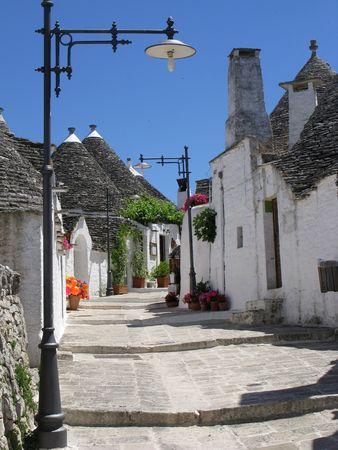 trulli: trulli houses, alberobello,italy
