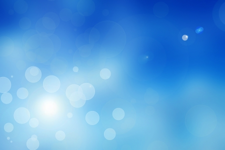 co lour: Abstract background in shades of blue, light blue and white Stock Photo